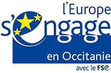 Fond Social Européen -  L'Europe s'engage en Occitanie
